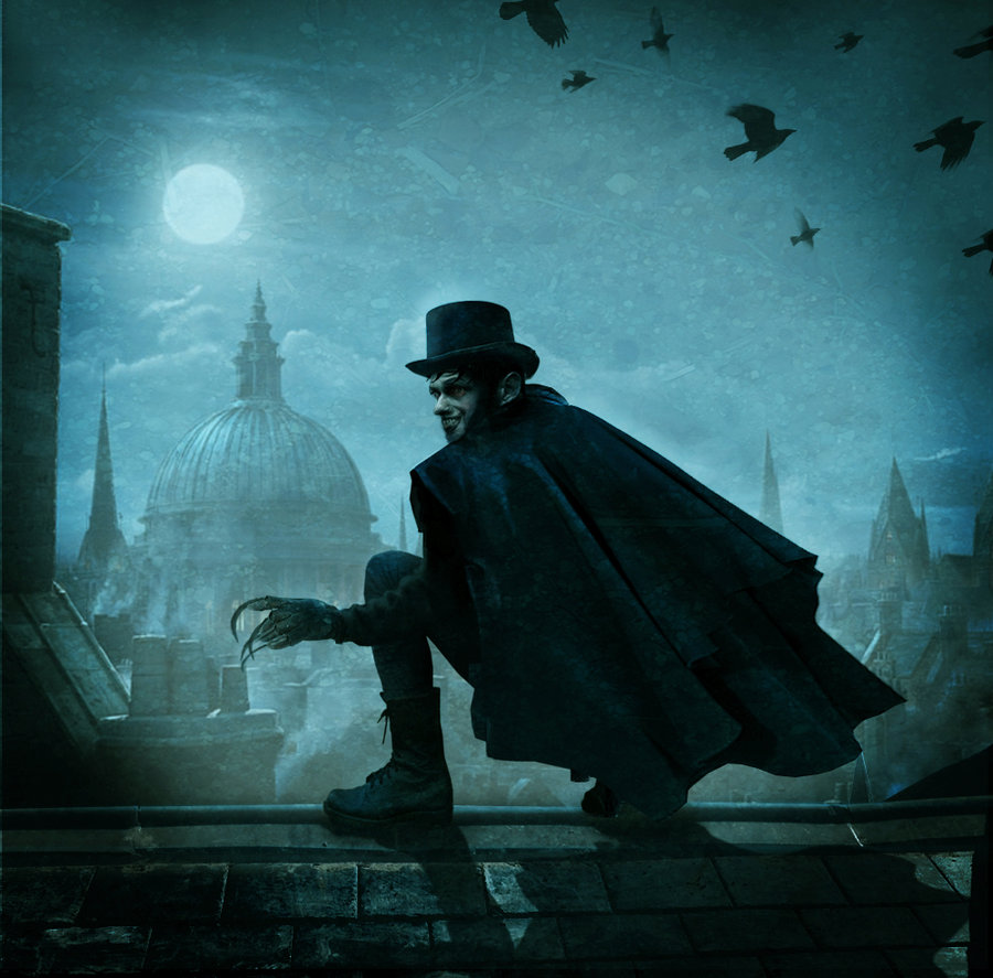 Spring-heeled Jack: The Other Ripper | Ghost Cities