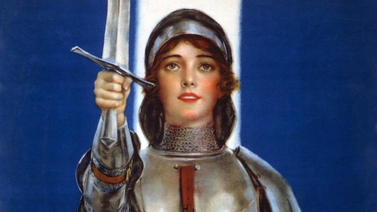 Did Joan of Arc return from the dead?