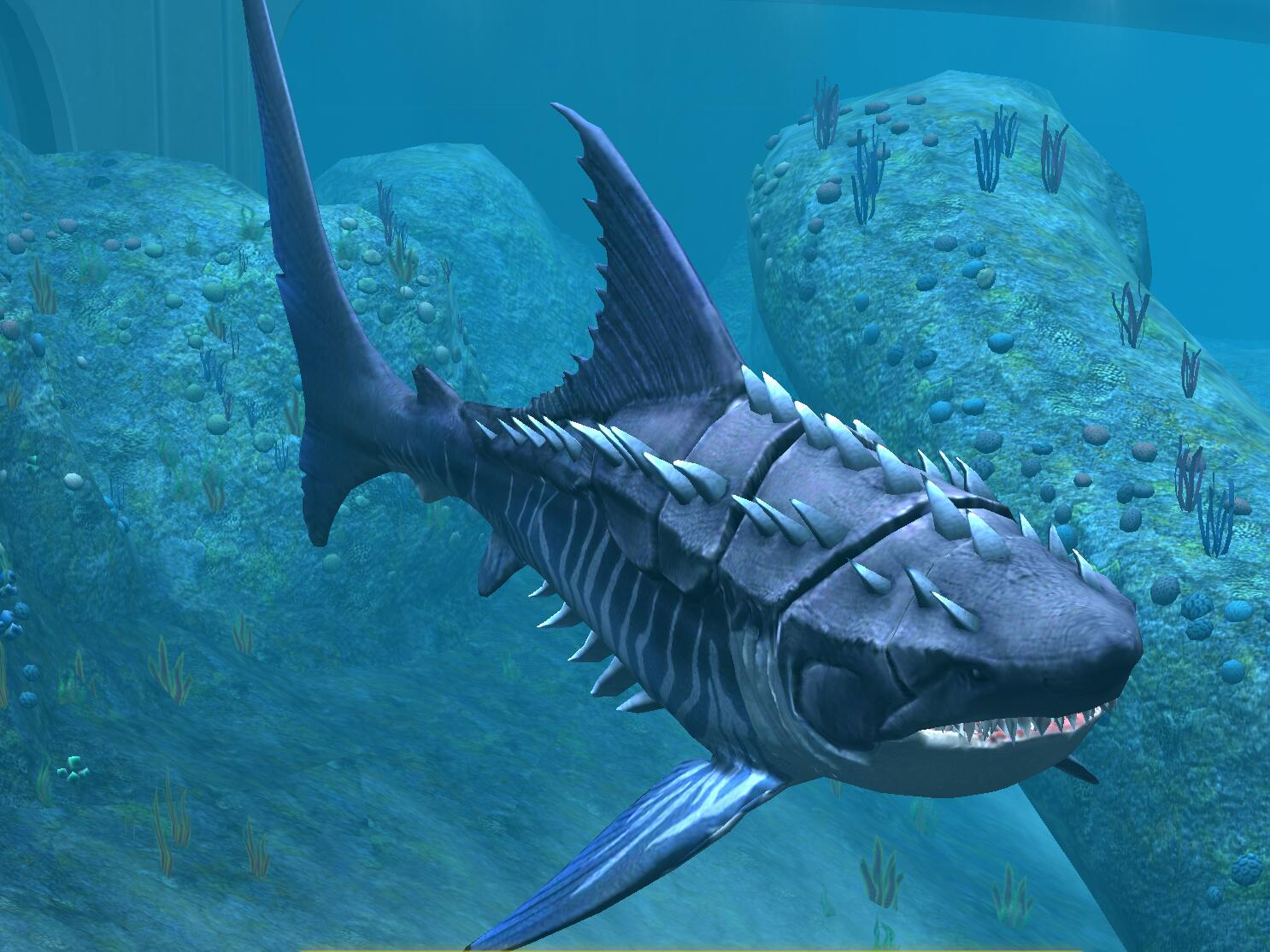 Megalodon, Terror of the Deep | Ghost Cities