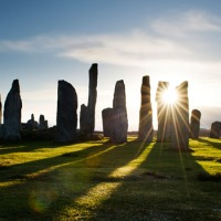 The Stones of Callanish