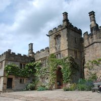 The Ghosts of Haddon Hall