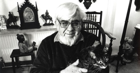 Westall_with_cat